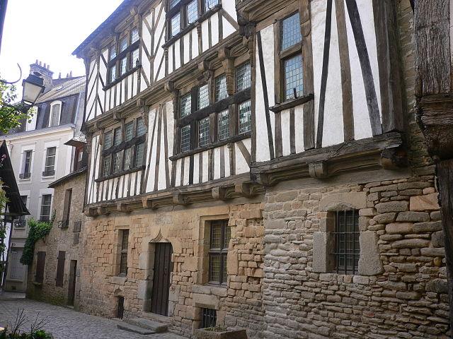 Maison des Archers à Quimperlé