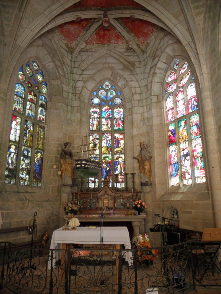 Chapelle de Sainte-Barbe - Faouët